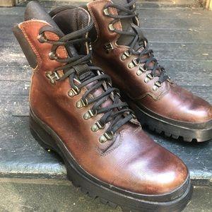 PRADA hiking boots
